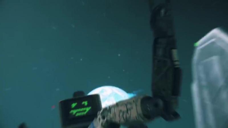 Call of Duty Infinite Warfare Halloween Trailer PS4