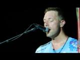 Coldplay вживую спели песню Linkin Park - Crawling в память Честера