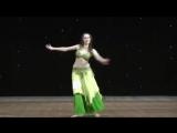 Superb Hot Arabic Belly Dance Julia Tatarovskaya 7183