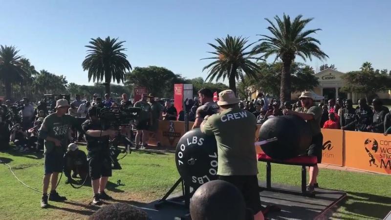 WSM 2017 Gaborone Squat - Martins Licis