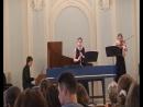В.А.Моцарт (1756-1791)Trio E-flat major fur Klarinette, Viola und Klavier K.498 Kegelstatt-trio, I ч- Andante