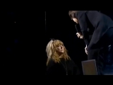 Алла Пугачева и Максим Галкин - На концерте Александра Буйнова (24.03.2010)