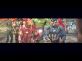 MARVEL vs. DC EPIC DANCE BATTLES!
