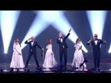 Sunstroke Project - Hey Mamma (2017) [Moldova Молдова (LIVE at the first semi-final)[HD_1080p] (Eurovision Ukraine 2017)