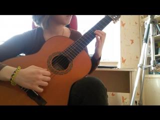 Sherlock guitar cover