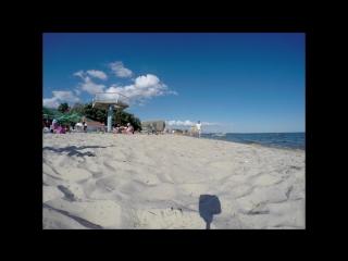 Пляж 15 июля коса