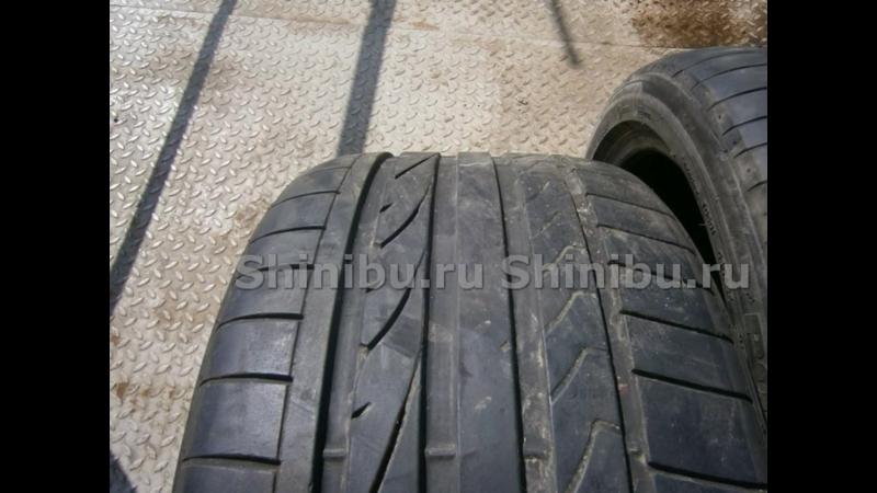 Шина б/у 255/45 R19 Bridgestone Dueler H/P Sport летняя с износом 35-40% 🚐