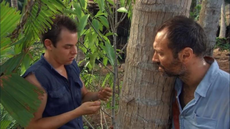 Остров ненужных людей Паша и Андрей 17 серия