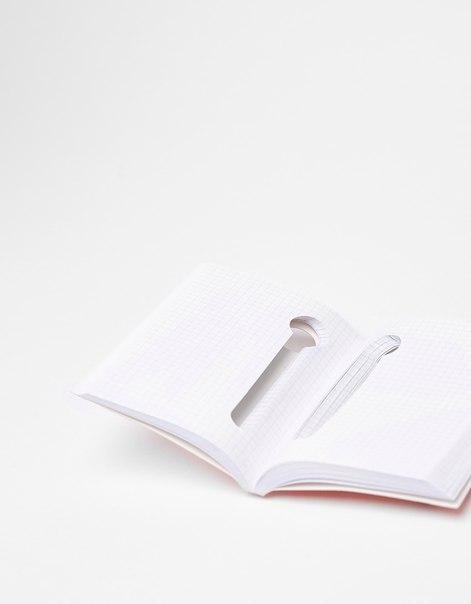 Записная книжка с надписью