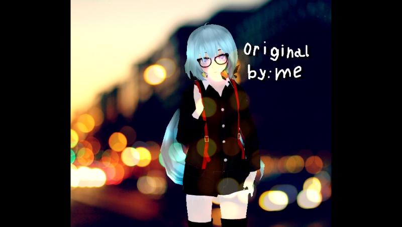 MMD || MEME: Love u (320) Original by me