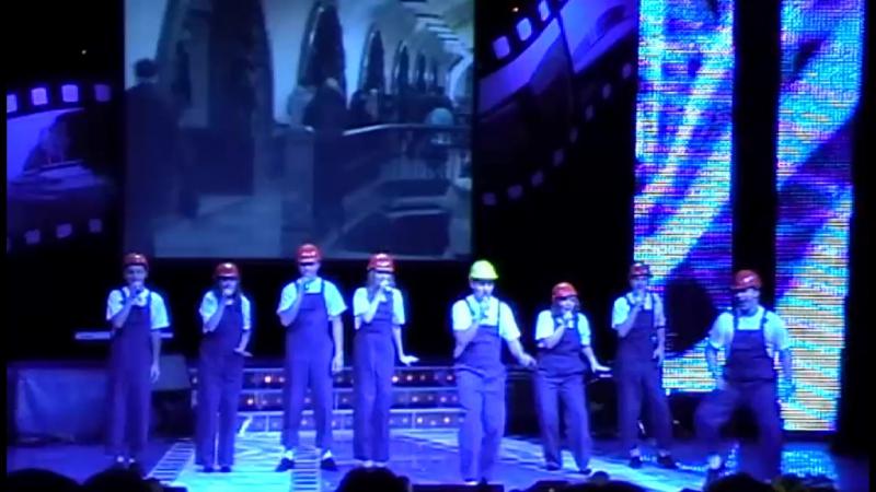 2011-11-23_ТранспАрт 2011 в Москве - Студия эстрадного вокала На-Заре - 42 минуты под землей » Freewka.com - Смотреть онлайн в хорощем качестве