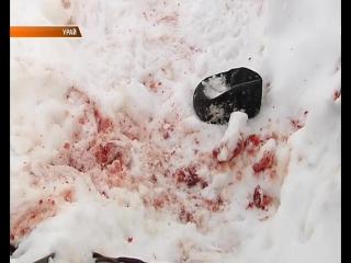Трагический случай в Урае.