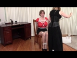 Bound and Gagged -Darla Crane in Office Trouble Part 4