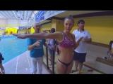 Плавание с дельфином. Геленджик