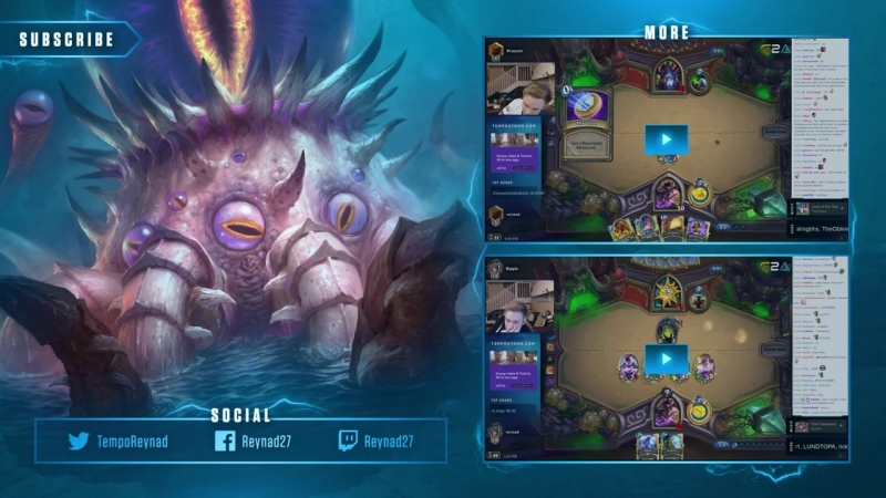 Salty Sunday 27 - Reynad vs. Yogg Druid