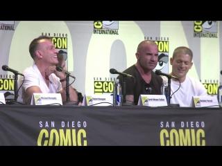Comic-Con Panel Highlights - PRISON BREAK 2017