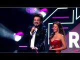 Филипп Киркоров и Елена Север - ведущие VII Русской Музыкальной Премии телеканала RU.TV