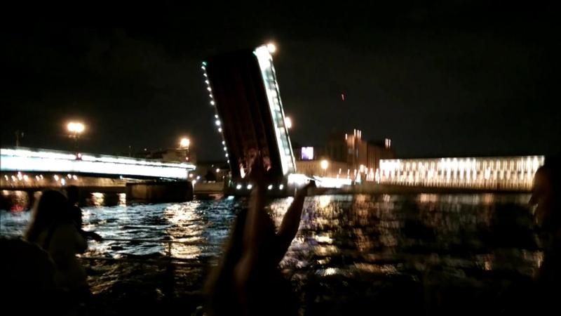 Мой фильм развод мостов. Питер