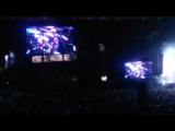 Концерт группы Депеш Мод на стадионе Спартак