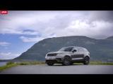 Range Rover Velar тест-драйв с Никитой Гудковым