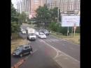 ДТП на Тургенева_Атарбекова после перестрелки