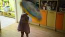 Кира и ее танец с зонтиком)