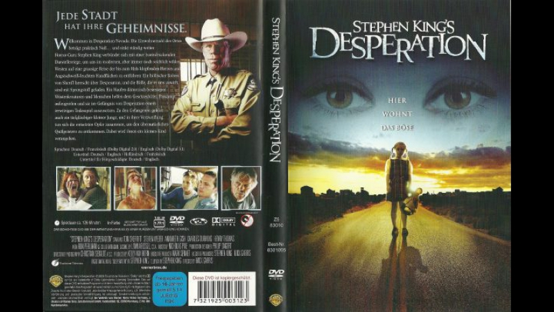 Безнадега / Desperation, 2006