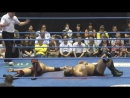 Koji Iwamoto vs. Suwama AJPW - Royal Road Tournament 2017 - Day 4