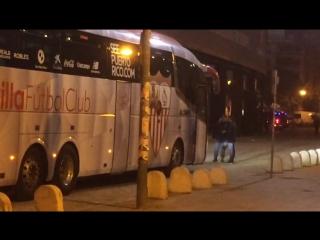 Автобус Севильи 2