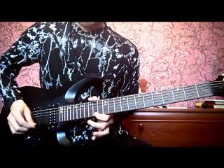 Naruto OPSilhouette - Kana Boon Guitar cover