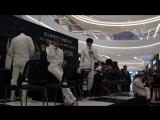 VK09.10.2016 MONSTA X Fancam @ Fansign Starfield Hanam