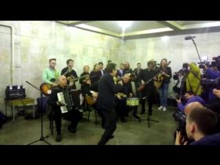 В столичной подземке стартовал новый этап проекта «Музыка в метро»