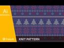How to create a Knit Pattern in Adobe Illustrator - Alba Zapata | Freepik