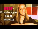 BEST Diaphragm Warm Up Vocal Exercise | Control Your Breathing for Singing