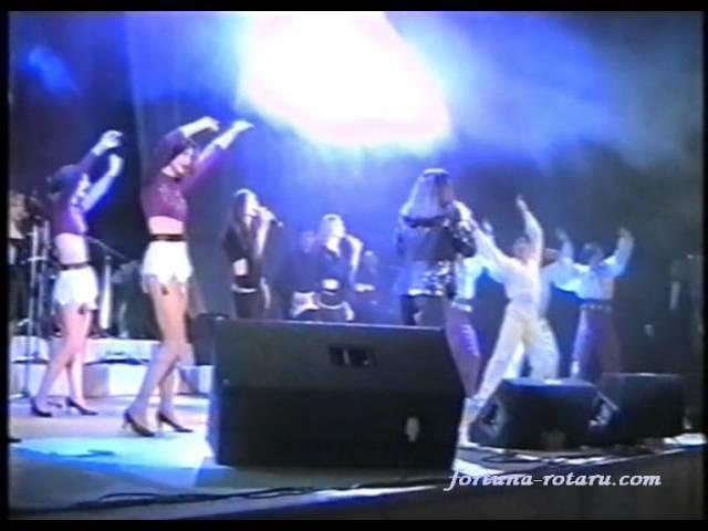 София Ротару в Новом Уренгое, 13 12 1997