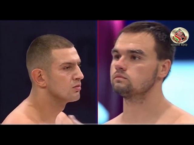 Serkan Ozglayan (Павел Заблоцкий) vs Pavel Zablocki (Серкан Озглаян)