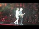 Queen Adam Lambert in Nashville, WWRY, WATC, Bows