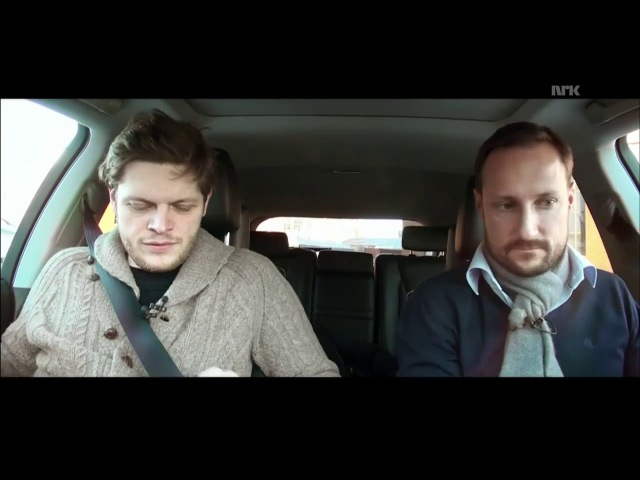 Kronprins Haakon Veien Til Et Kongerike Crown Prince Haakon Road to a Kingdom