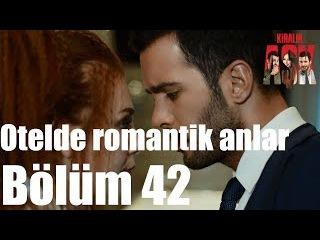 Kiralık Aşk 42. Bölüm - Otelde Romantik Anlar