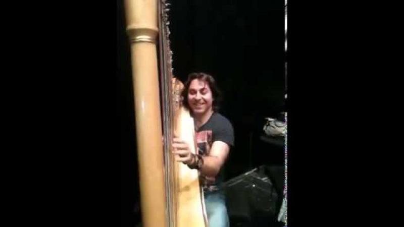 Roberto Alagna - Troubadour harpiste