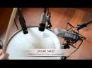 Microfoni per rullante: Shure SM57, Rode NT1-A, Takstar TA-8280 PreSonus Studio Channel