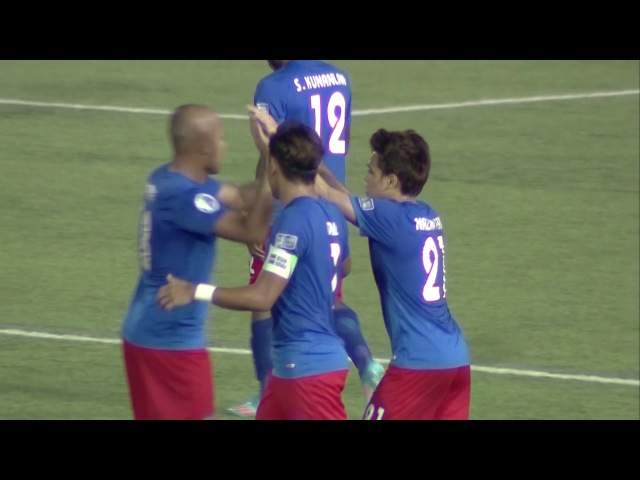 Beoungket Angkor vs Johor Darul Ta'zim (AFC Cup 2017 : Group Stage)