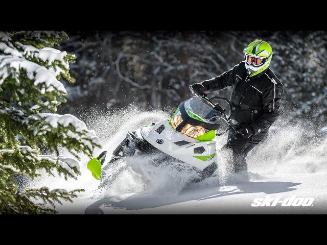 The Skandic Tundra –2018 Ski-Doo