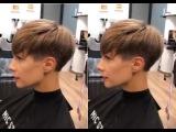 How-to Creative short women's haircut tutorial - Hairbrained