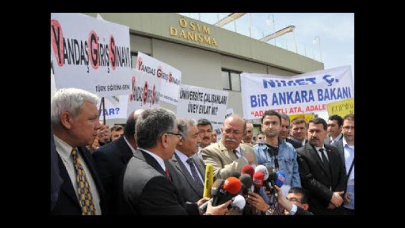 Türk Eğitim Sen YGS İptal Davası Ntv Haberler