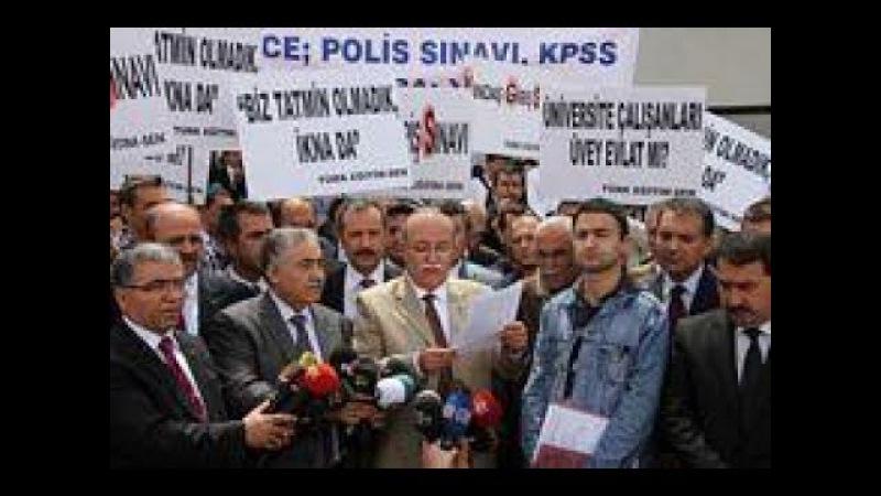 Türk Eğitim Sen YGS İptal Davası Atv Ana Haber
