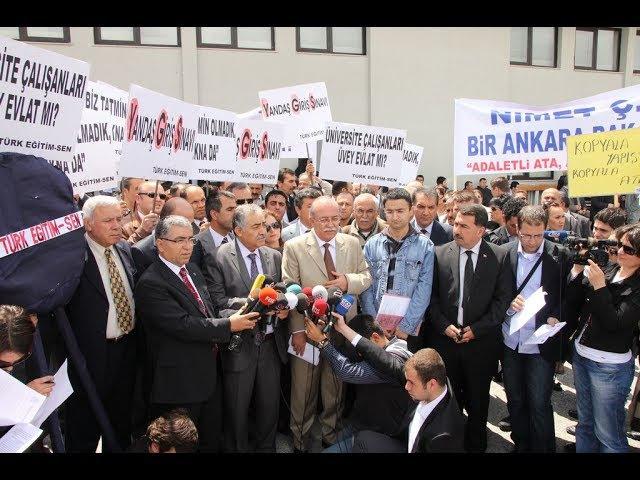 Türk Eğitim Sen YGS İptal Davası Kanal B Haberler