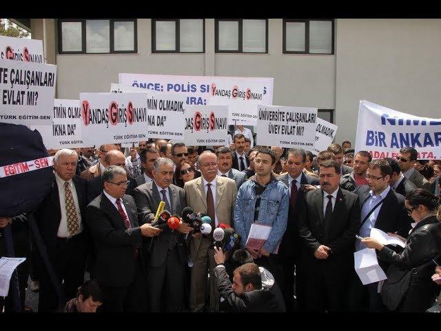 Türk Eğitim Sen YGS İptal Davası tv8