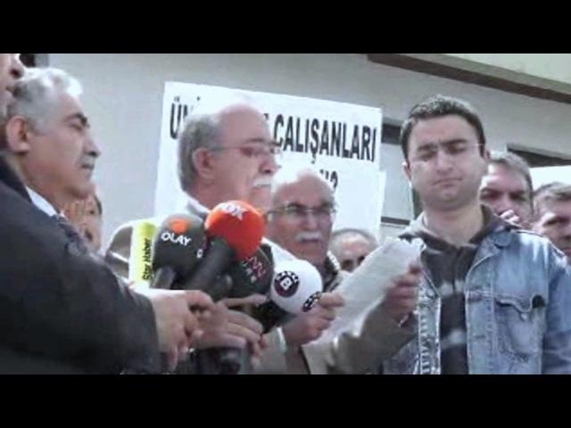Türk Eğitim Sen YGS İptal Davası İsmail Koncuk