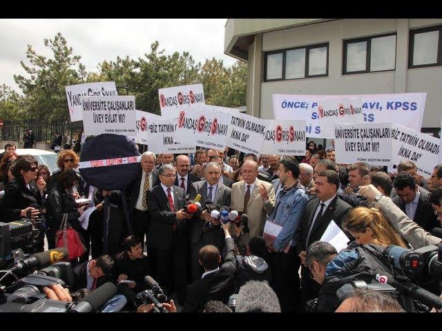 Türk Eğitim Sen YGS İptal Davası Ntv Akşam Haberleri